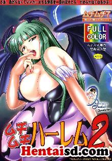 Vampire Savior Doujin